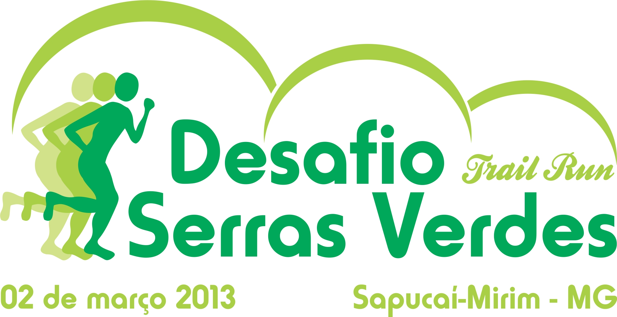 Desafio Serras Verdes Trail Run 02/03/2013