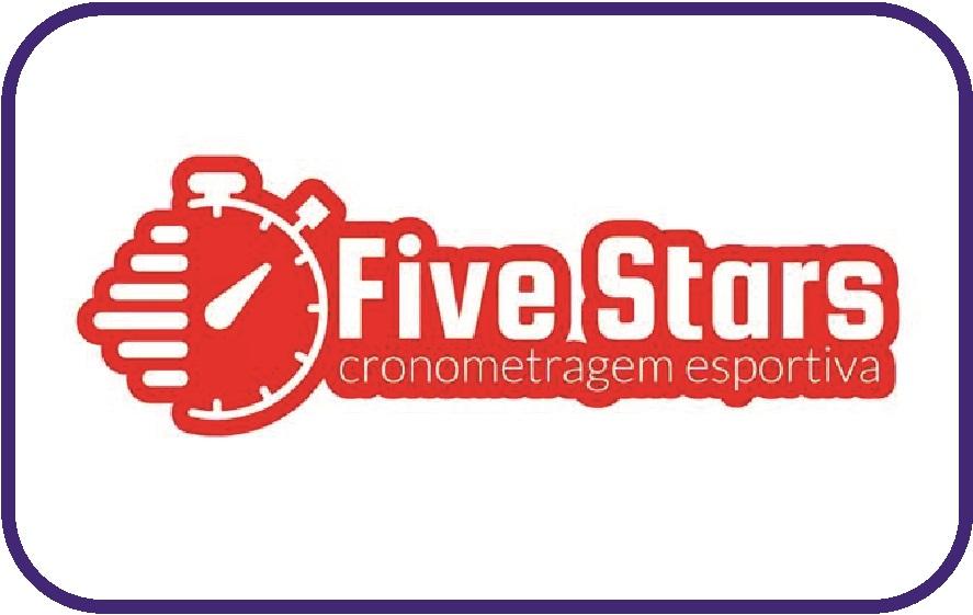 Apoio: Five Stars Cronometragem Esportiva
